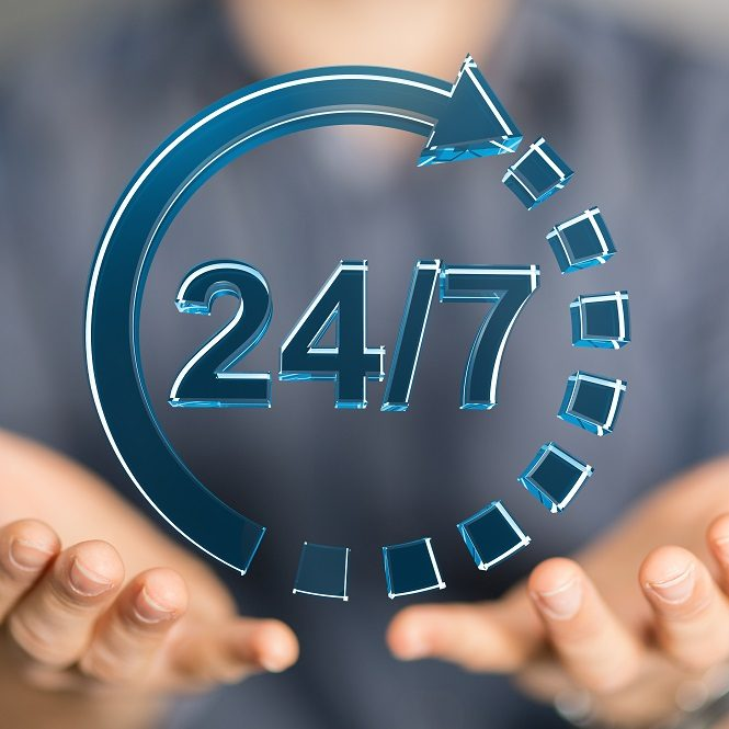 24/7 FREE CALL OUT SERVICE